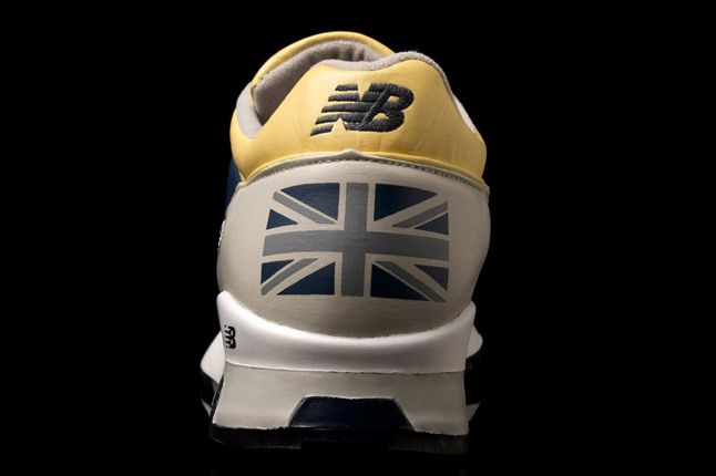 Benji Blunt New Balance Uk 1500 Custom Union Jack 1