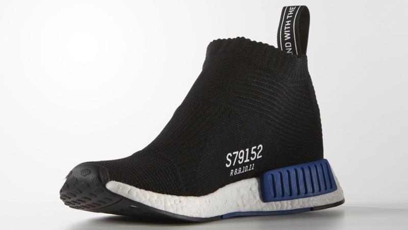 Adidas Chukka Boost Black Primeknit 1