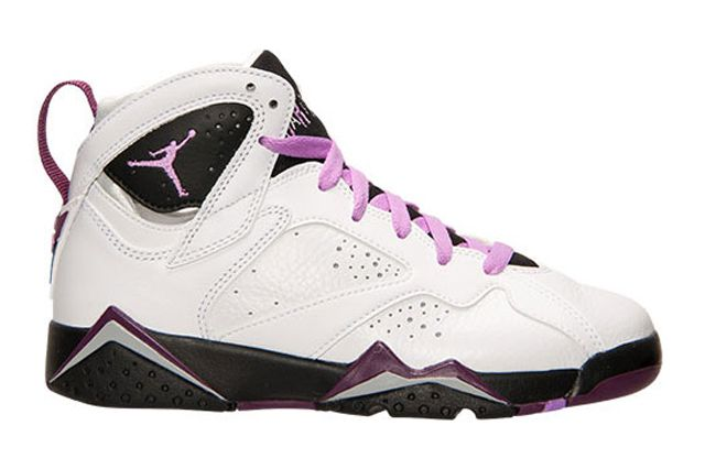 Air Jordan 7 Gs Fuchsia Glow1