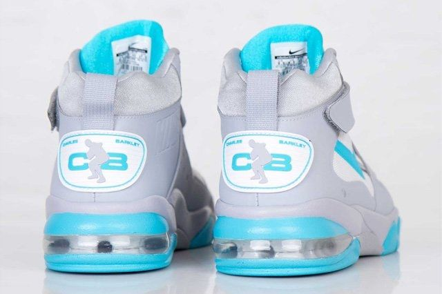 Nike Air Force Max Cb 2 Hyperfuse Wolf Grey 4