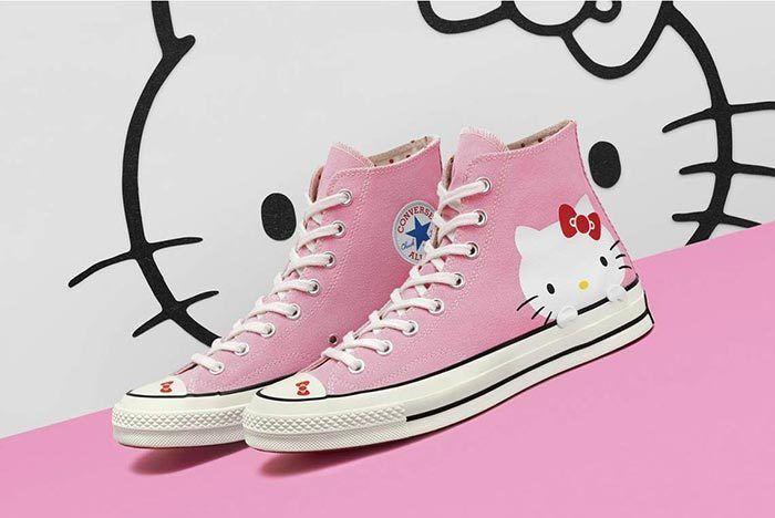 Converse Hello Kitty Chuck Taylor 1