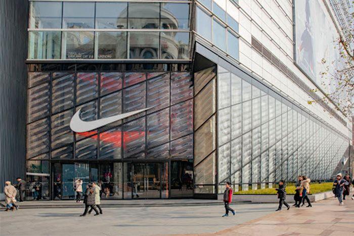Nike Flagship Store Shanghai