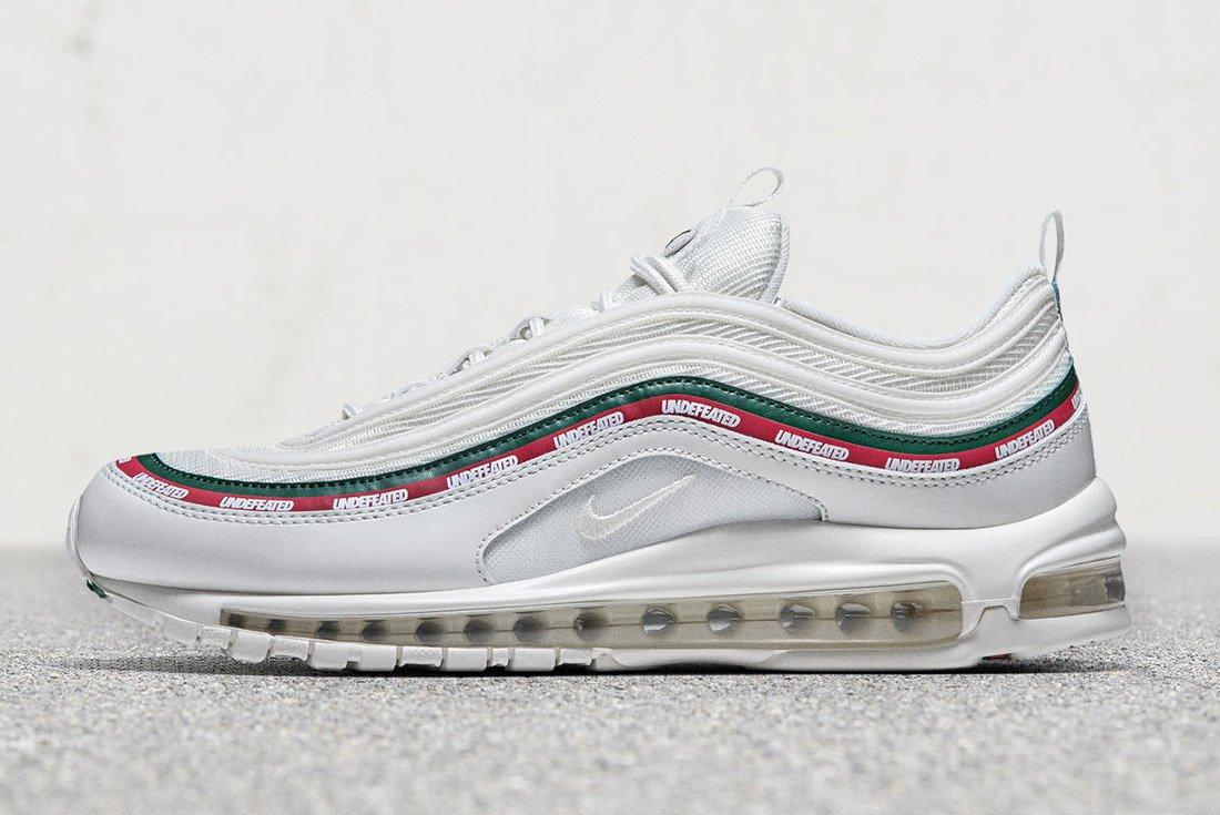 Nike Air Max 97 Undefeated Official 1