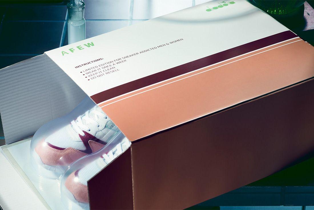 Afew Highly Addictive V7000 Diadora Highlight Reel Sneaker Freaker 3