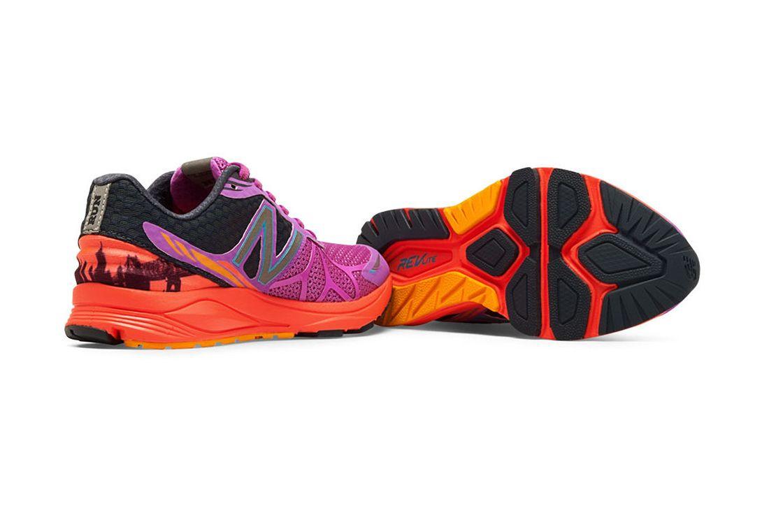 New Balance Vazee Pace Nyc Marathon 2015 Pink Heel Outsole