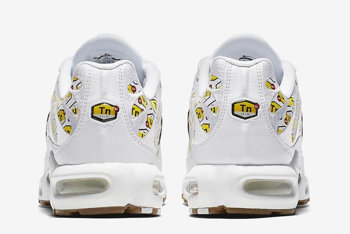Nike Air Max Plus Tn Logos 9