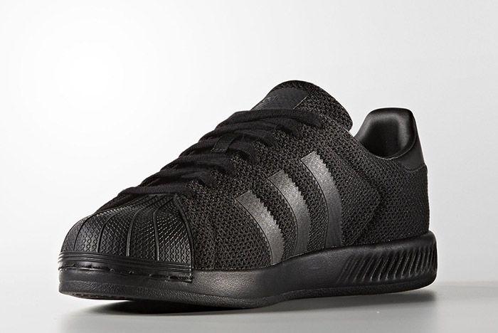 Adidas Superstar Bounce Black 4