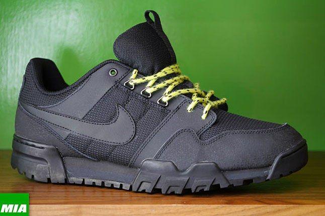 Nike Morgan 2 Oms Black 1