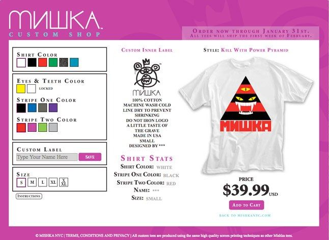 Mishka Nyc Custom Shop 1