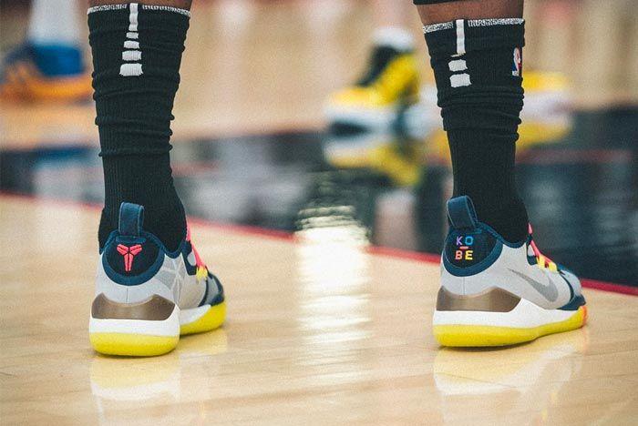 De Mar De Rozan Kobe Bryant Signature Sneaker Release 2