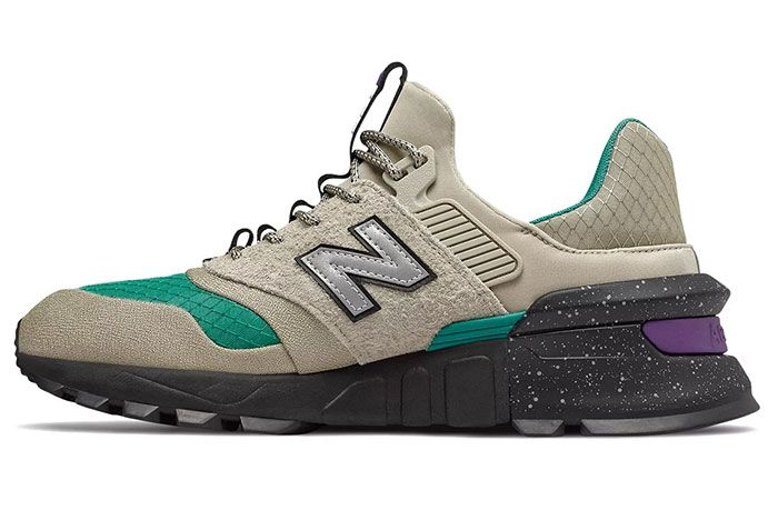 New Balance 997S Rock Grey Green Release Info 2 Side