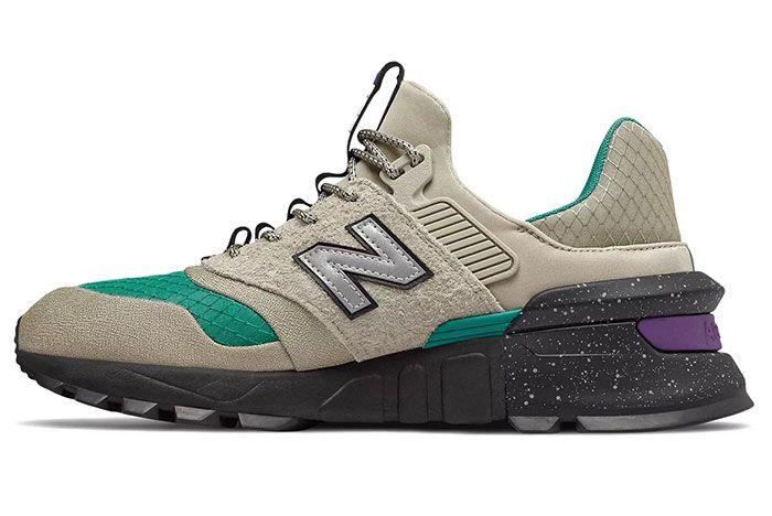 New Balance 997S Rock Grey Green Release Info 2 Side