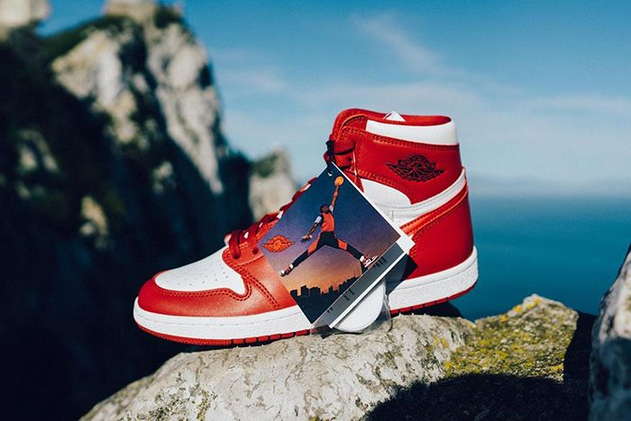 Dylan Ratner Air Jordan 1 New Beginnings 2