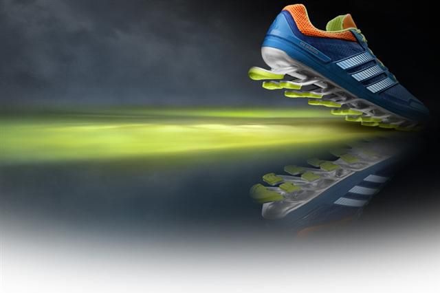 Adidas Offer Springblade Up For Customisation On Miadidas