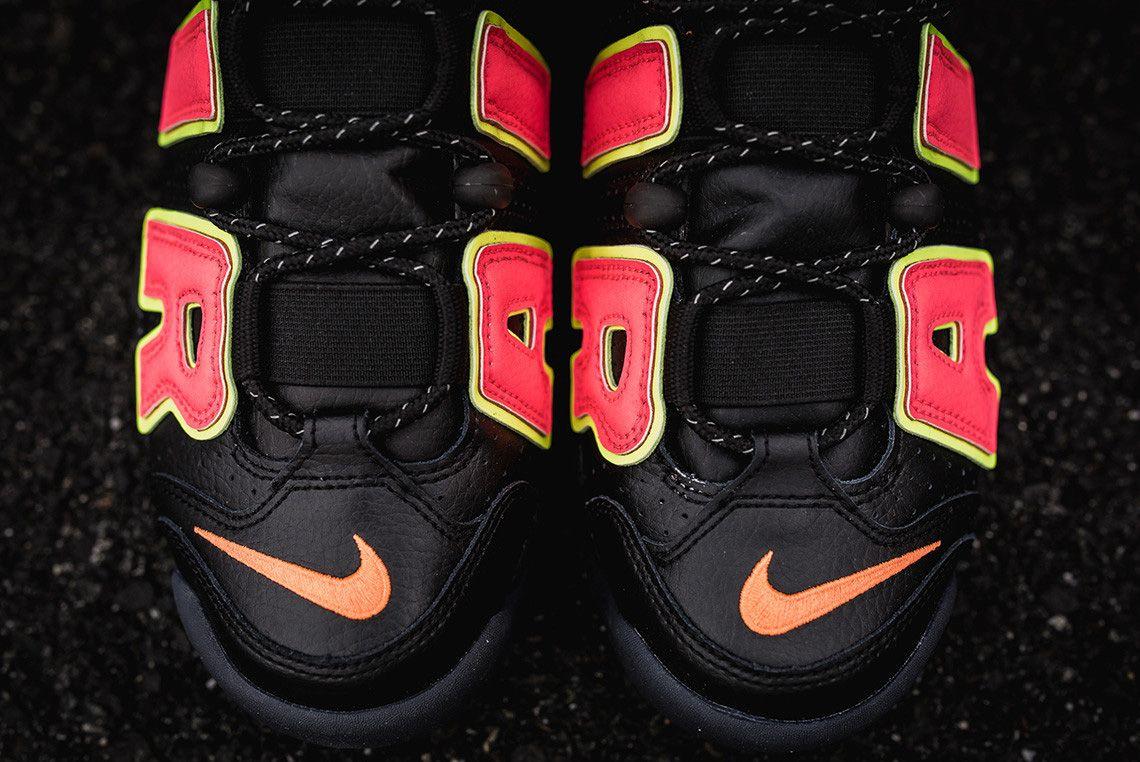 Nike Air More Uptempo Hot Punch 917593 002 5 Sneaker Freaker
