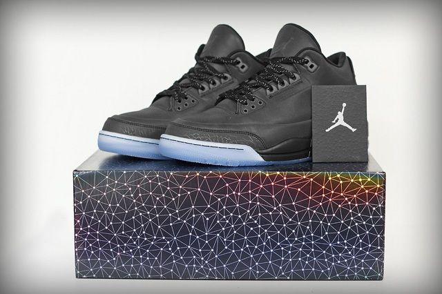 Air Jordan 5 Lab 3 Black Bump 1