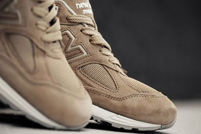 New Balance 990 V2 Winter Peaks Tan Brown 1