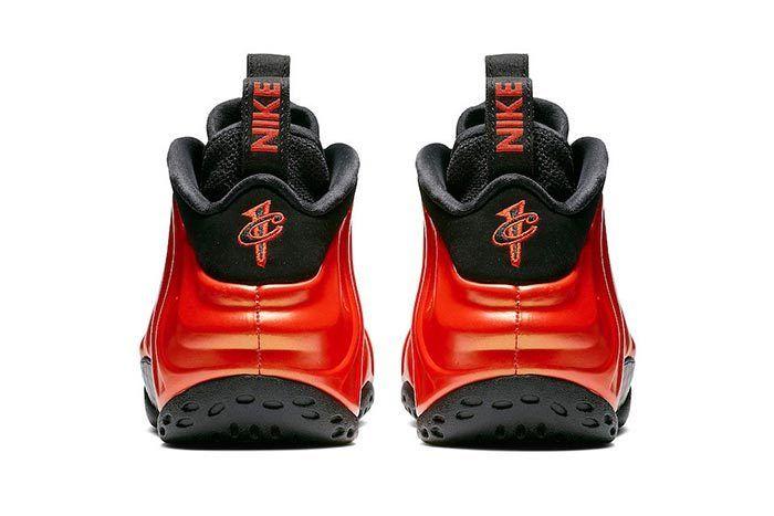 Nike Foamposite Habanero Red 4