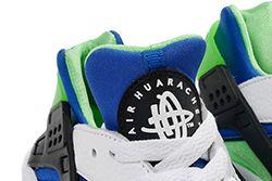 Nike Air Huarache Og Scream Green 2014 Retro 4