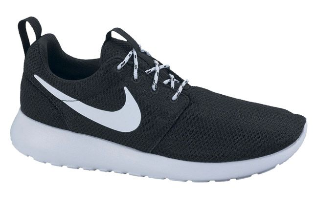 Nike Roshe Run Womens Black Pink 01 1