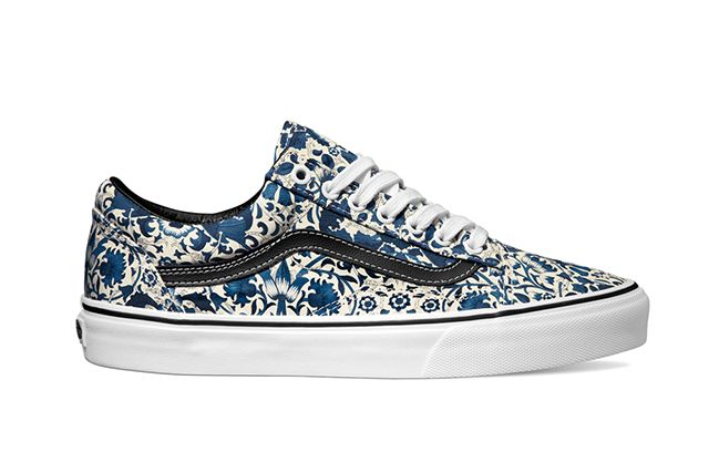 Vans X Liberty Of London Fall 2014 Collection 4