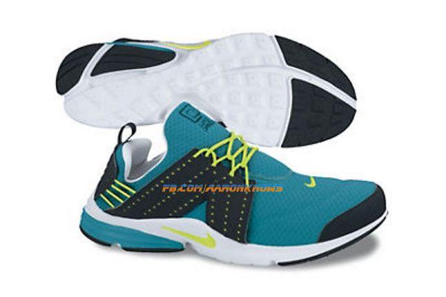 Nike Air Lunar Presto 2013 Lime Turquoise 1