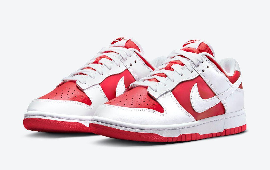 Nike Dunk Low University Red