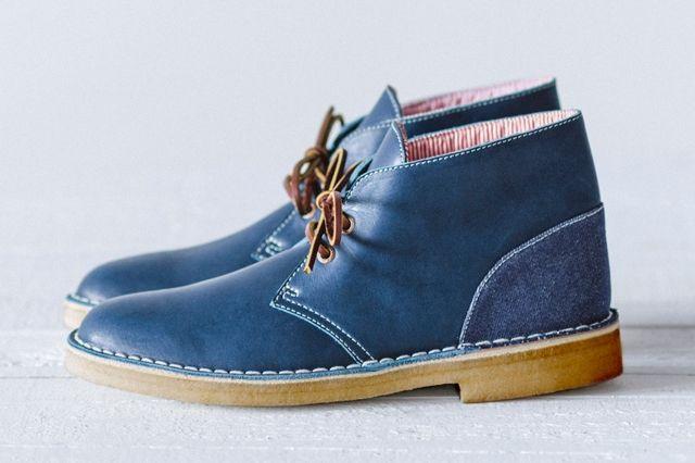 Herschel Clarks Desert Boot 3
