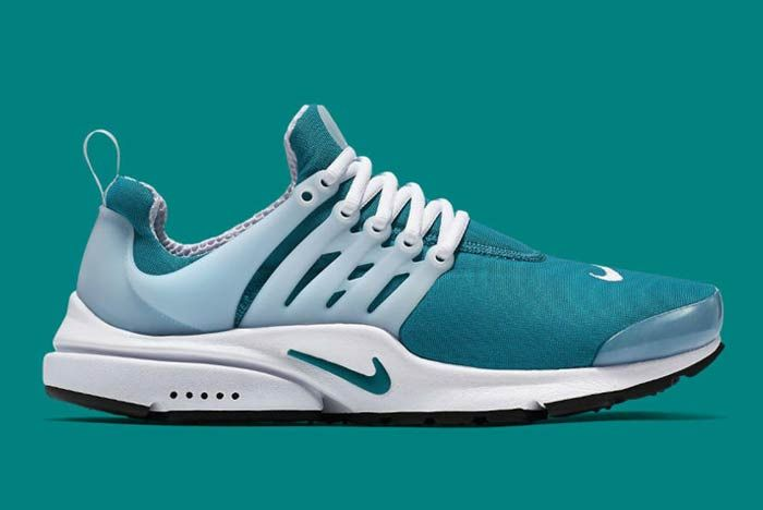 Nike Air Presto Teal 3