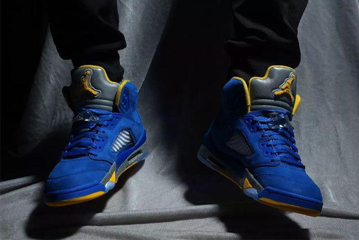 Release Date: Air Jordan 5 JSP 'Laney