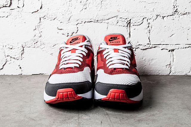 Nike Air Max 1 Light Crimson Dark Grey