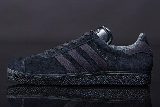 Adidas Black Pack Gazelle 01 1