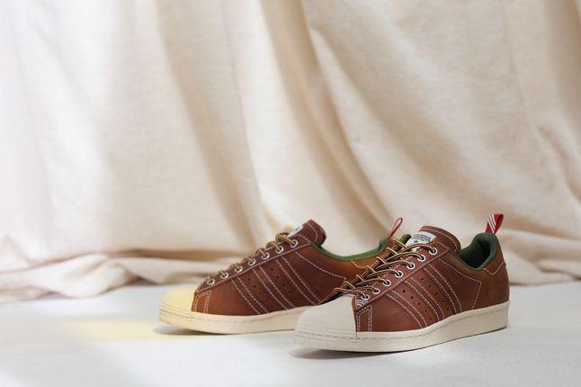 Adidas Originals By Bedwin Fw13 Loobook Bw Superstar 80S Stbrick 1
