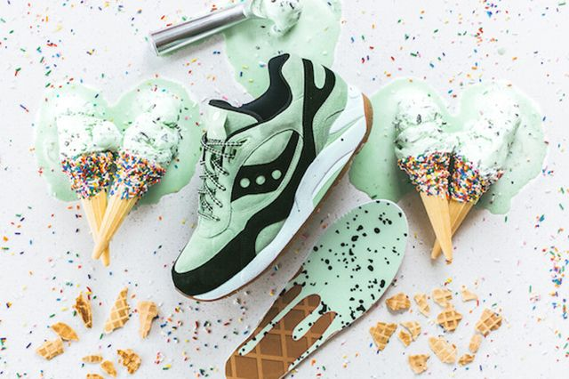 Saucony G9 Scoops Pack 2