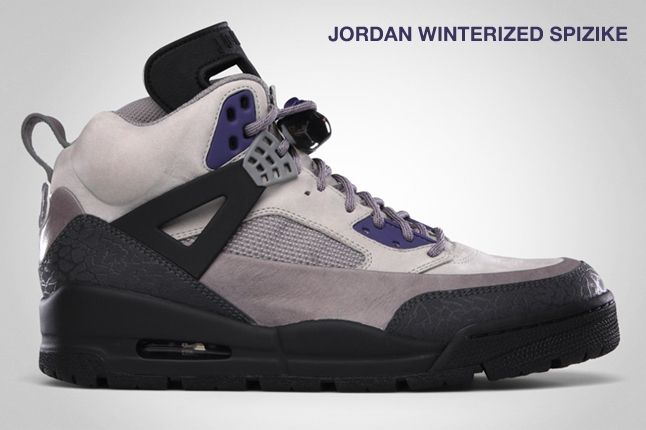 Jordan Winterized Spizike Granite 1