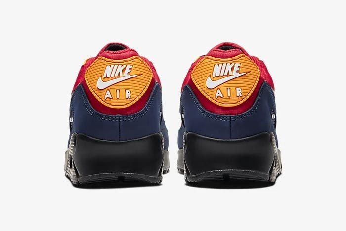 Nike Air Max 90 City Pack London Heels