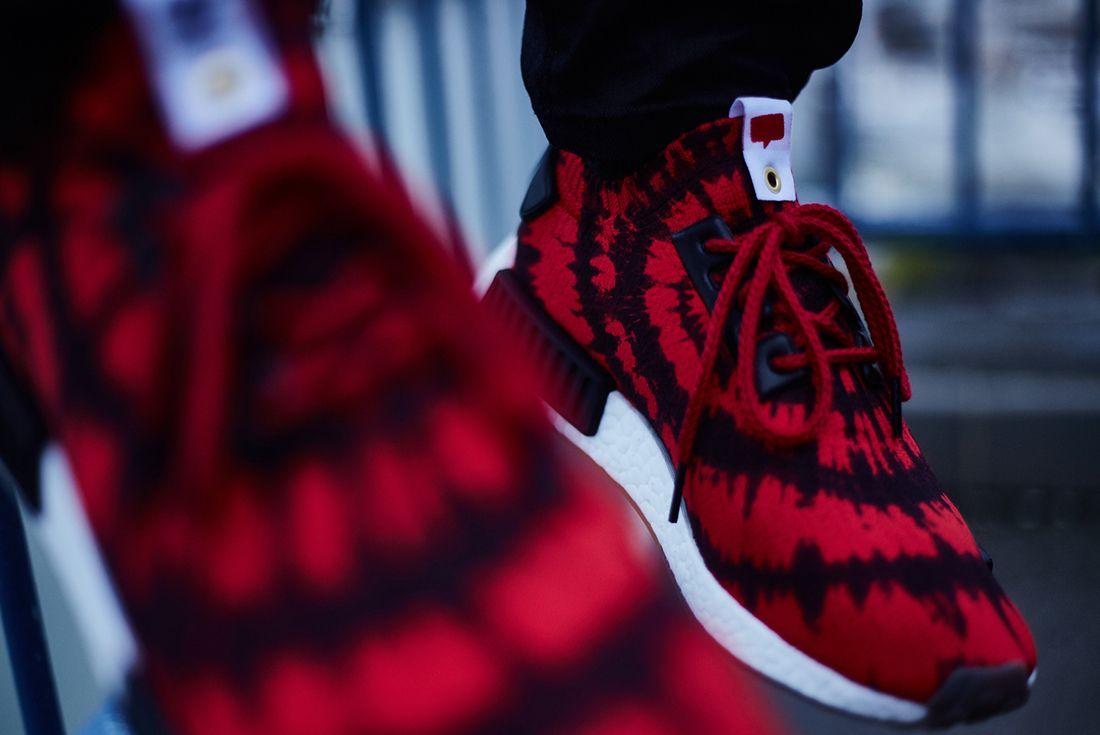 Nice Kicks X Adidas Nmd 2