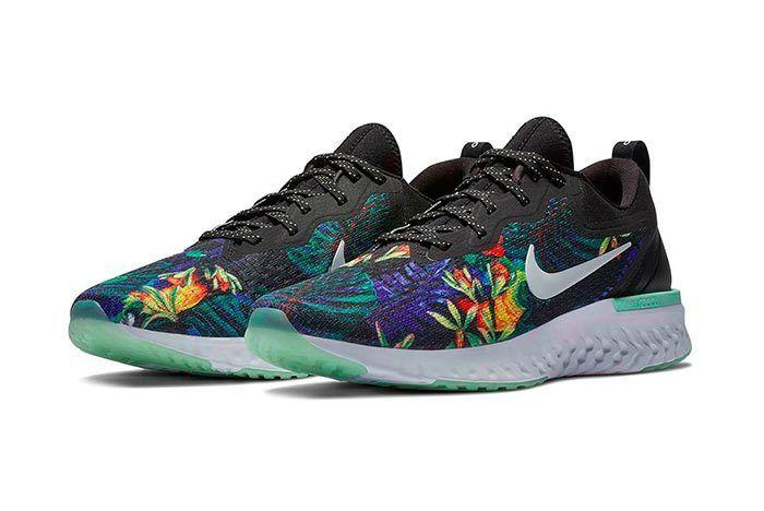 Nike Odyssey React Floral 1