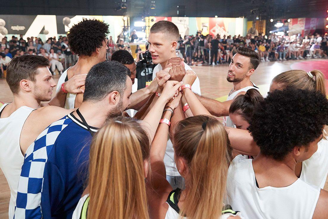 Nike Basketball Festival Event Getty2