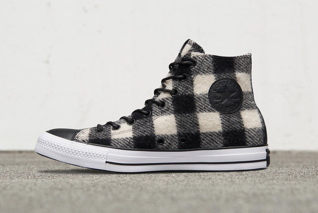Material Matters History Of Wool Sneakers Converse 1
