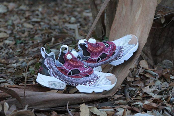 Atmos Instapump Sneaker Freaker