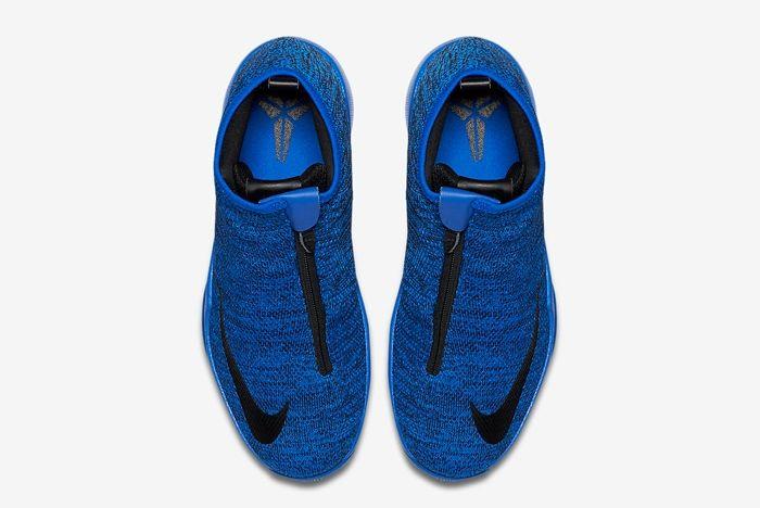 Nike Zoom Kobe Icon Hyper Cobalt 4