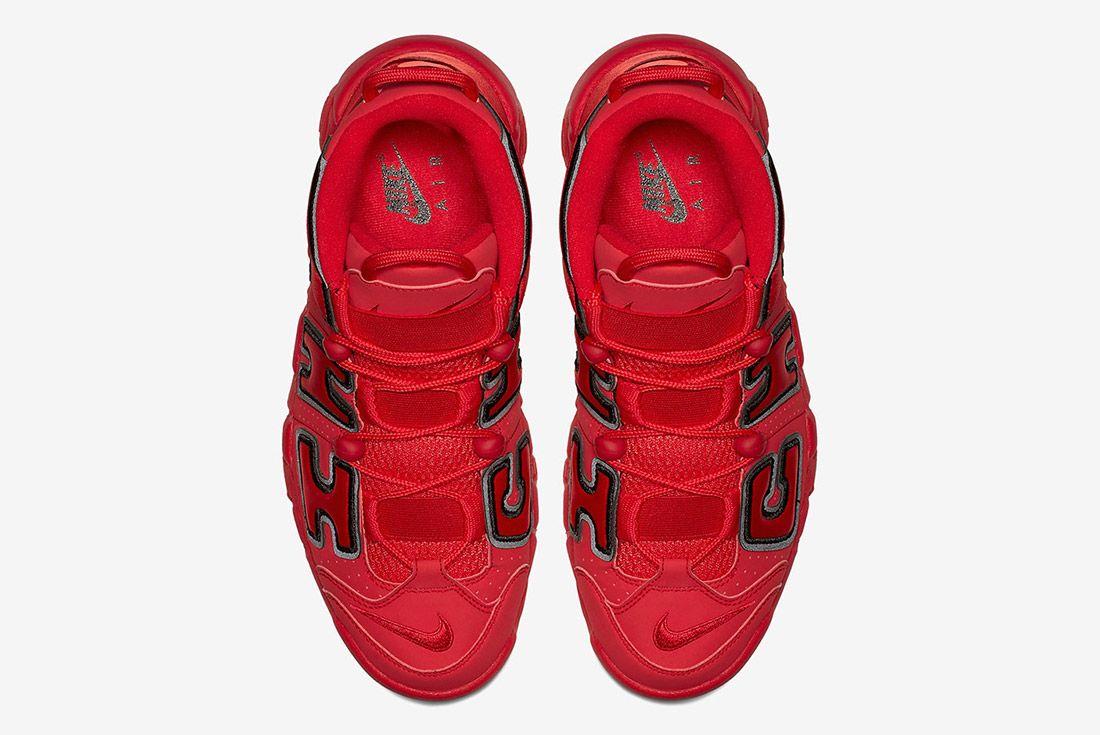 Nike Air More Uptempo Chicago 2