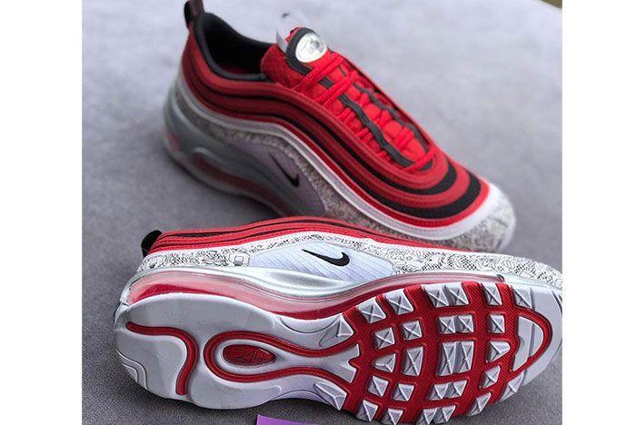 Jayson Tatum Nike Air Max 97 1 1