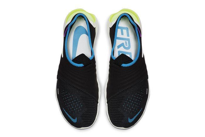 Nike Free Run Flyknit 3 Black Top
