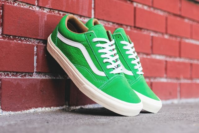 Vans Old Skool Classic Leather Pack 2
