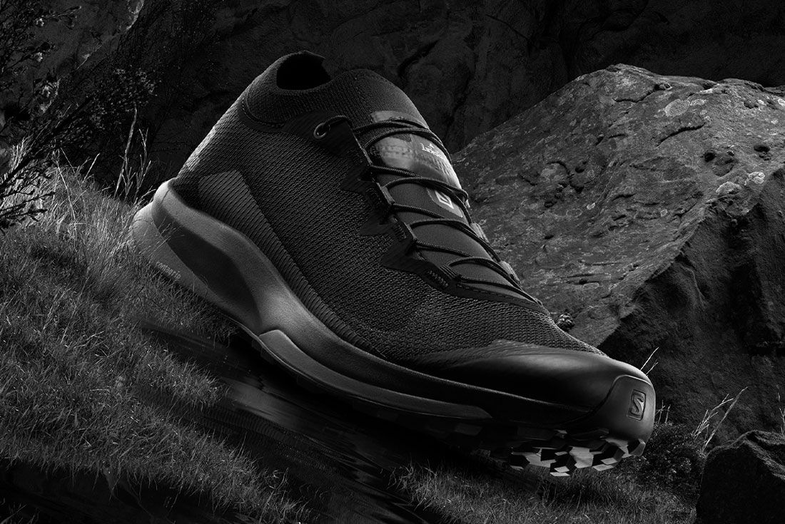 Salomon Advanced Black Edition Ultra