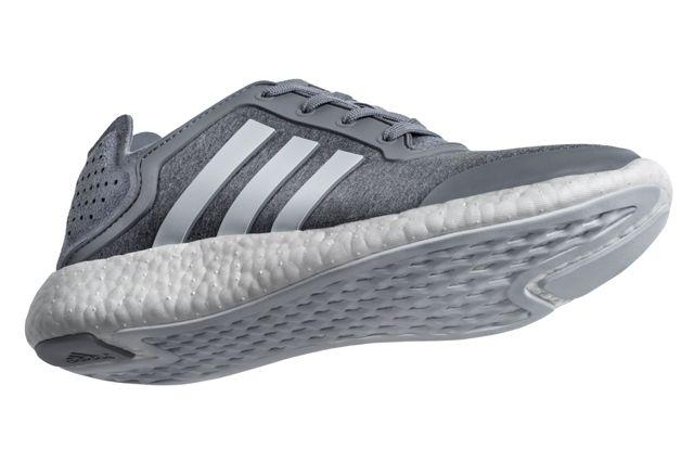 Adidas Pure Boost Womens Grey
