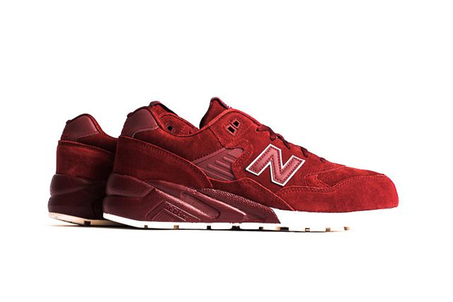 New Balance Mrt580 Red