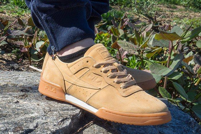 Fila Premium Veg Tanned Leather Pack Classic Workout 2